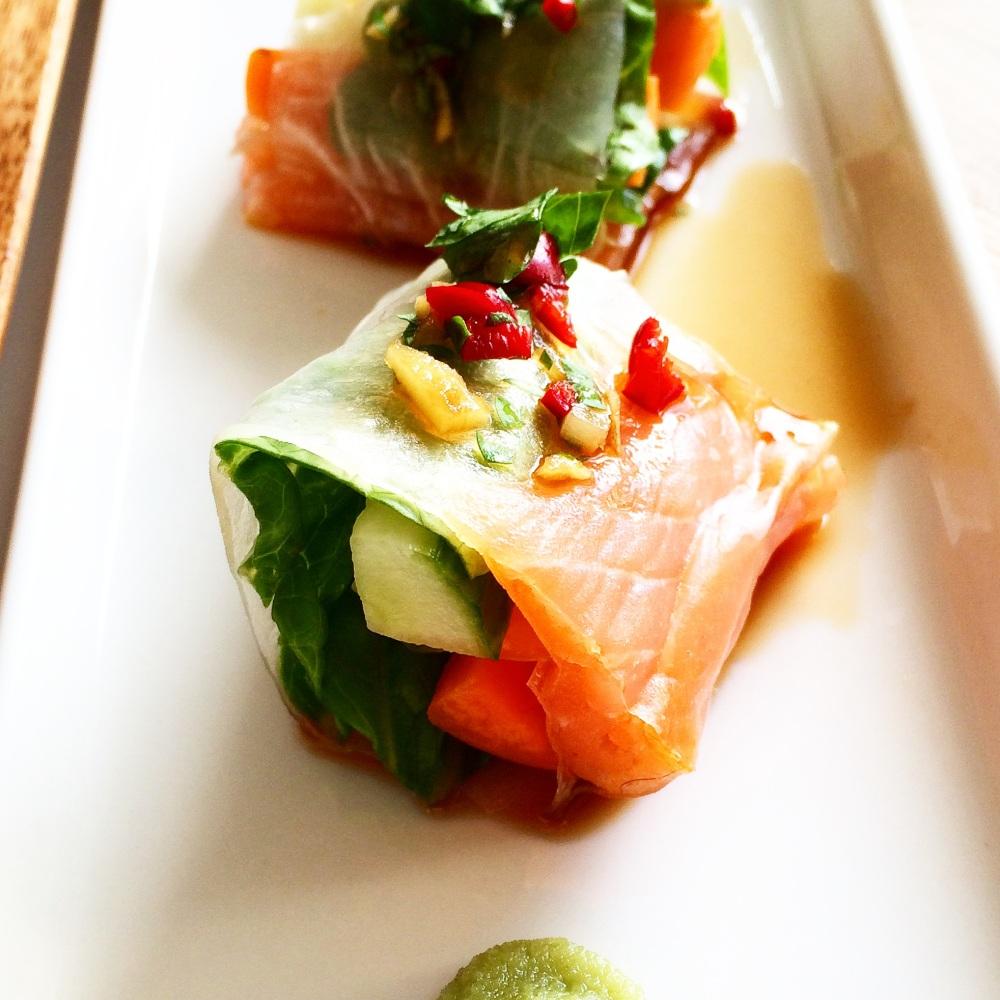 Sunn og enkel Sushi på 5 minutter (5/6)