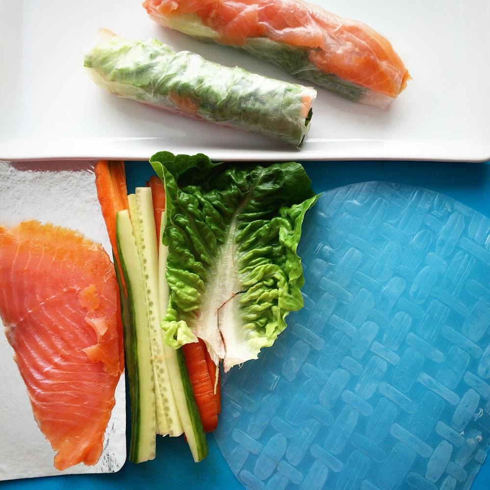 Sunn og enkel Sushi på 5 minutter (2/6)